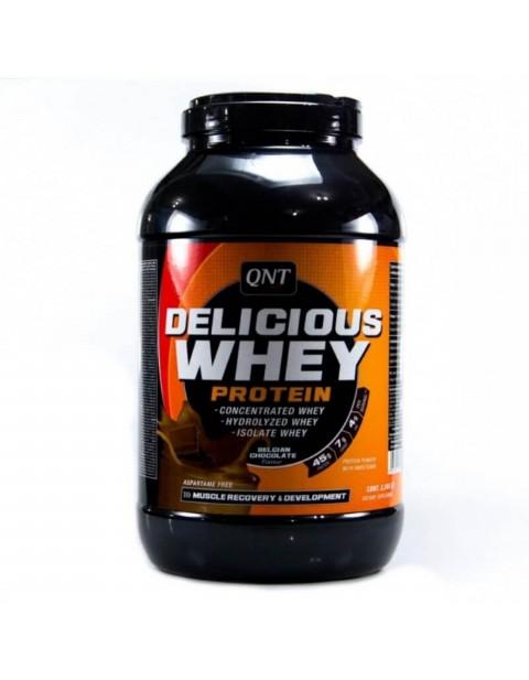 QNT Delicious Whey 2200 грамм